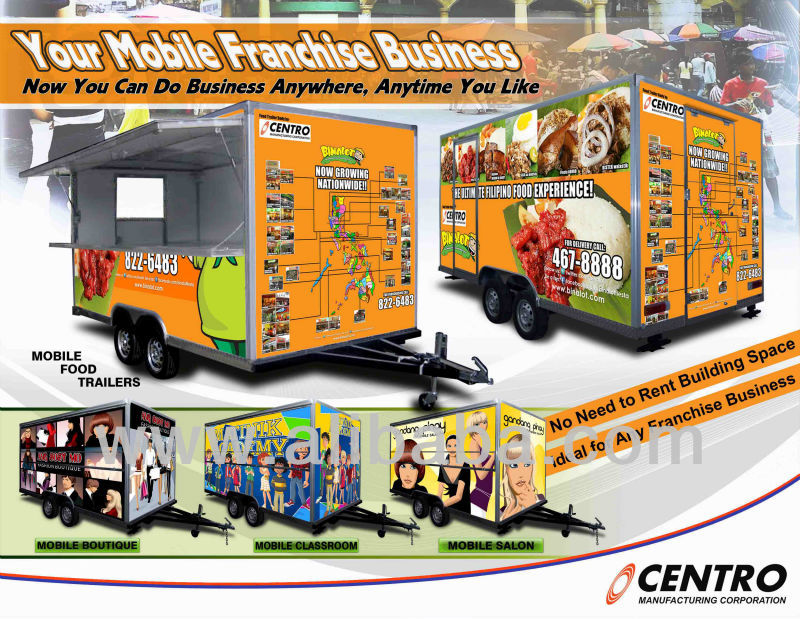 MOBILE TRAILER (CALL US:4806557/09228393712)