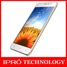 "IPRO Super Slim Mobile Phone With Price MTK 6582V/W 3G Quad Core Dual SIM Glass Screen 5"" HD Ultra Slim Android Smart Phone"