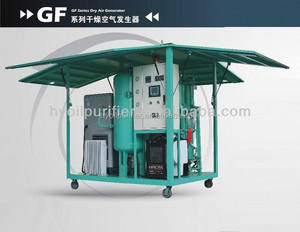 GF Dry Air Generator Used for Transformer Substation Maintenance
