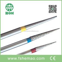 Dental laboratory burs dental polishing bur edenta bur