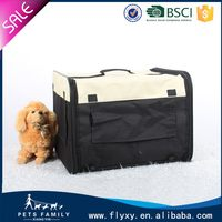 Special best sell soft cage expandable pet dog carrier