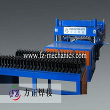 Mesh welding machine for poultry breed