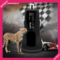 New dual usb car charger 2.1A 2 port mobile phone