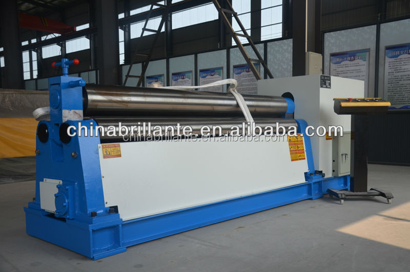 NANTONG:Three-roller Symmetrical Plate Rolling Machine or Plate Roller <strong>W11</strong> rolling machine price