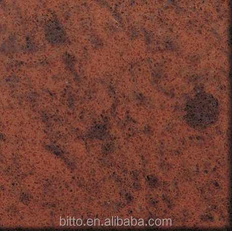 Marble look Quartz stone artificial surface slab sheet