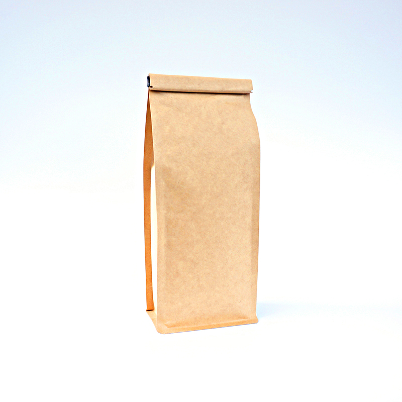 China Factory Food Grade Brown Aseptic Kraft Paper Tea Bag With Roll