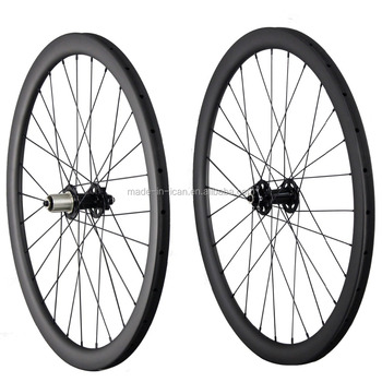 2016 ICAN Carbon Wheels 28H/28H with Disc Brake 40mm Rims Wheels Carbon Road Bike Wheels