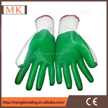 china manufactures Latex dipped gloves