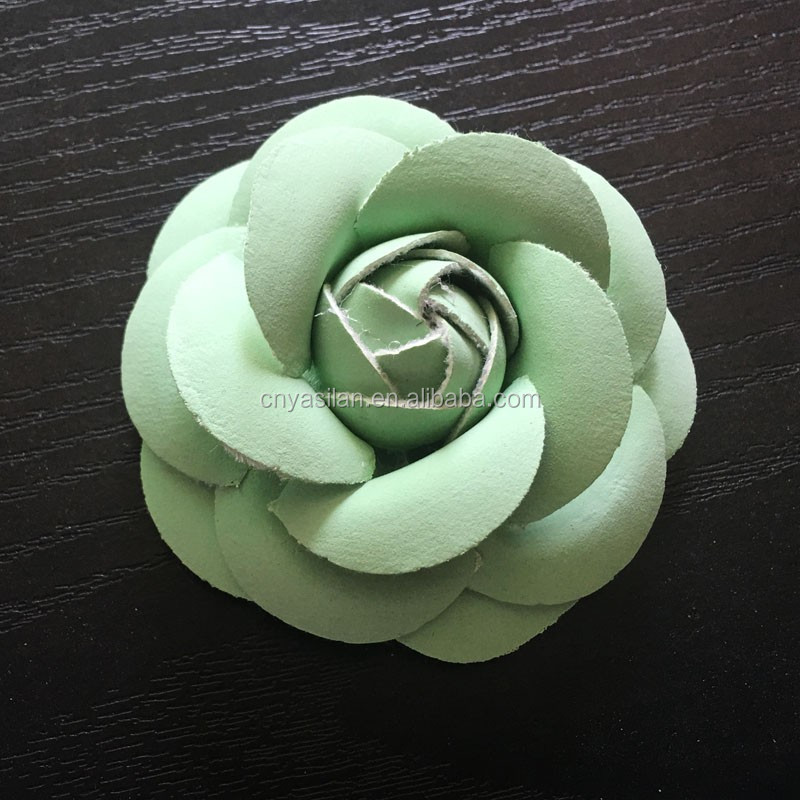 Vintage Felt Fabric Rose Flower For Women