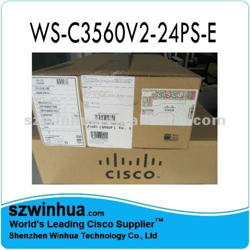 Best Selling Cisco 3560 Multilayer Switches WS-C3560V2-24PS-E