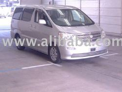 2004 Used TOYOTA Alphard G AX /Wagon/RHD japan car