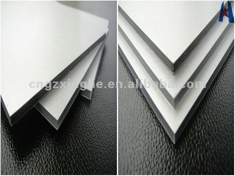 USA PPG PVDF Coating outdoor building cladding material