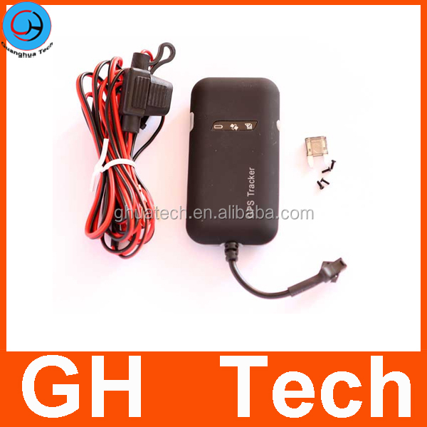 GH 9v 12v 24v Car GSM gps tracker wifi bluetooth