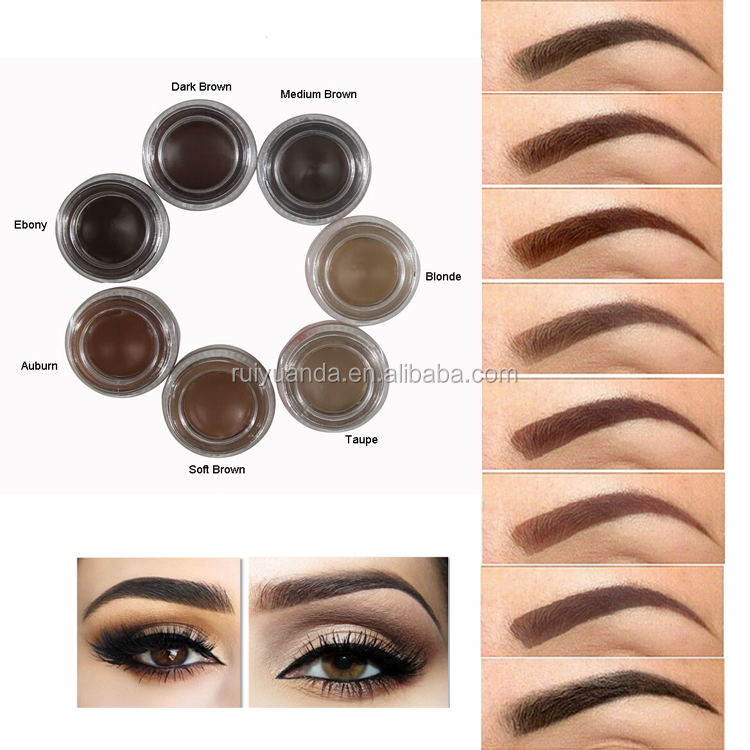 Makeup Products Eyebrow Kit Private Label Eyebrow Pomade Eyebrow Gel