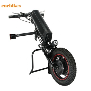 CNEBIKES patent Electric Handcycle Attachment for Wheelchairs 11.6Ah big battery