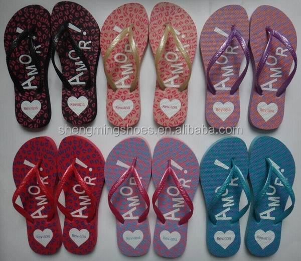2014 hot-selling wedding beach flip flop slipper for lady