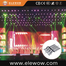 P37.5 outdoor led mesh video curtain for sale IP65