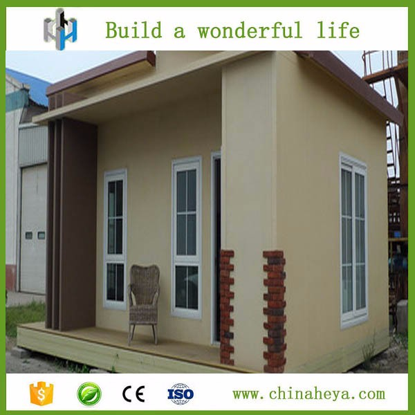 hot sale tiny movable container house prefab for hotel and resort