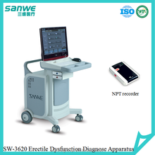 SW-3620 Urology Male Sexual Dysfunction Diagnostic Instrument/ Erectile Dysfunction Testing System/Male Sexual Machine