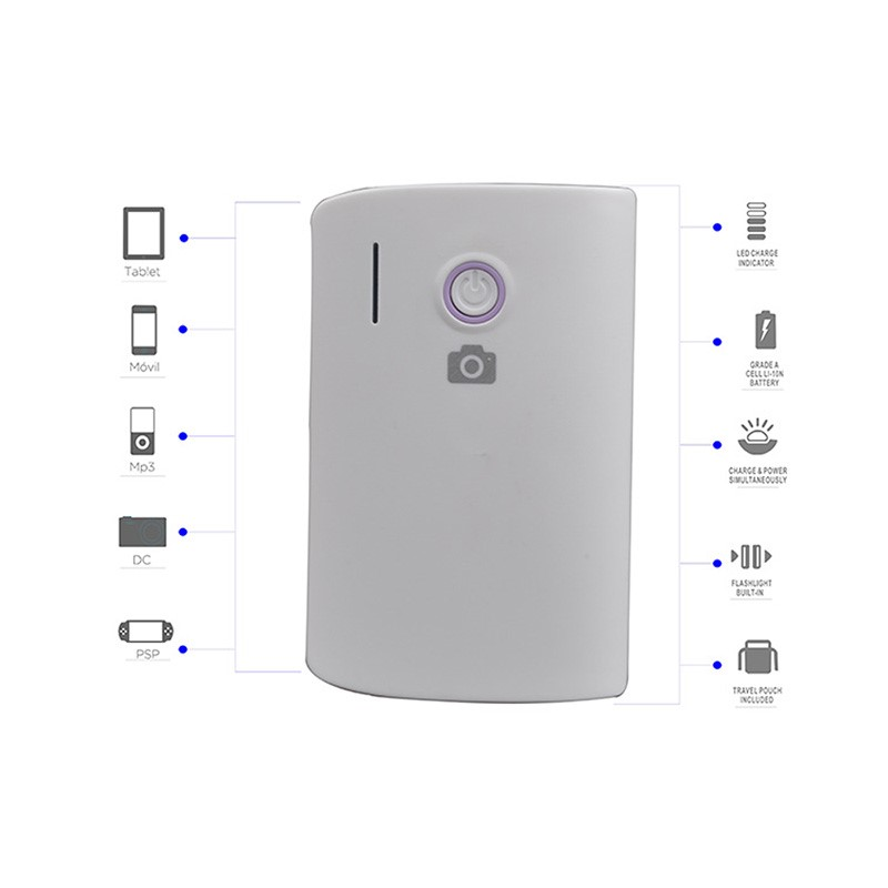 power bank with usb flash drive for samsung electronics products portable power bank for gionee mobile phone