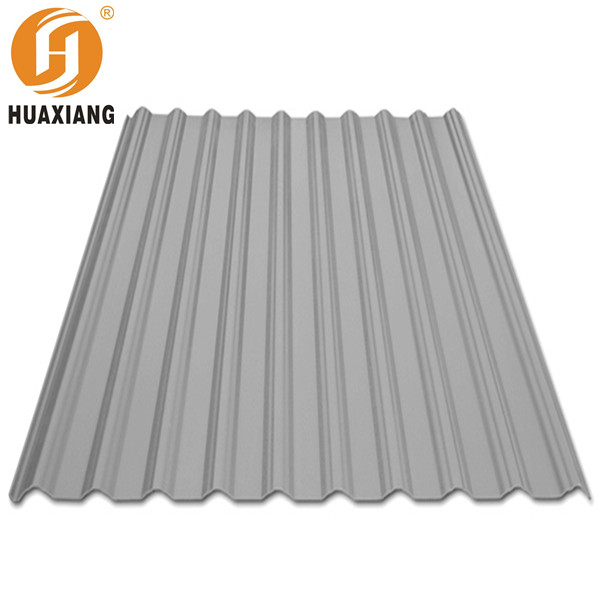 waterproof building material pvc roof covering synthetic resin Insulative roofing tile price