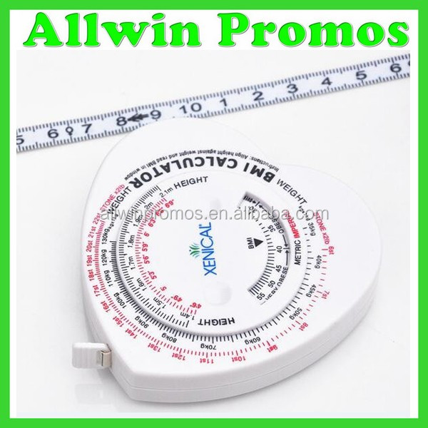 Customized BMI Calculator Body Tape Measure