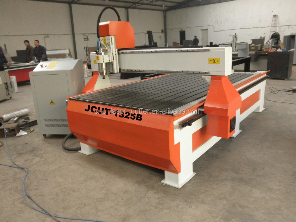Jinan 1325 CNC Router woodworking machine for cutting engraving wood/MDF/Plywood JCUT-1325B