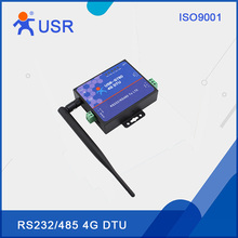 USR-G780 4G LTE Serial RS232 RS485 port modems for data transmission