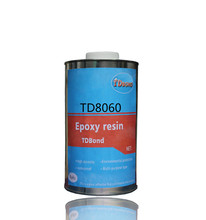 TDBond TD8060 adhesive epoxy resin for electronics or plastic