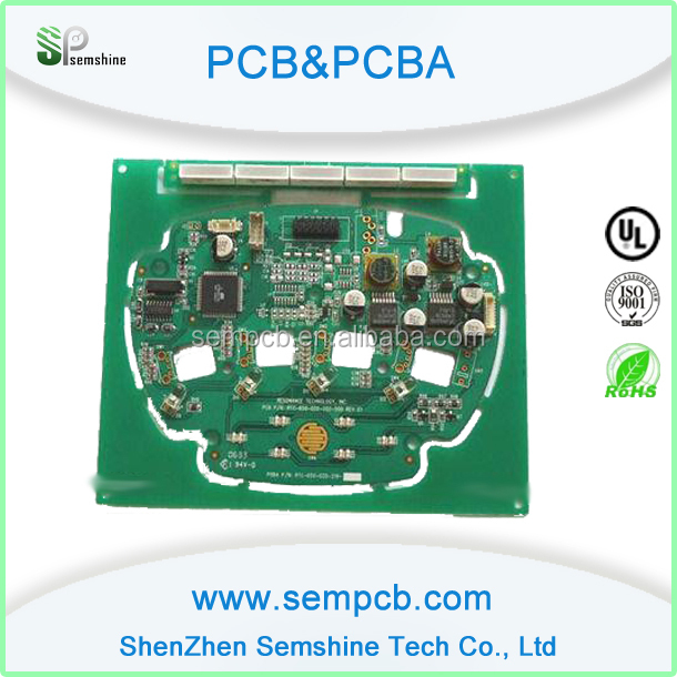 PCB assembly supplier, Box-built Products Available 94v0 welding pcba