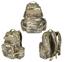 Banshee camo tactical outdoor hiking 3d backpack