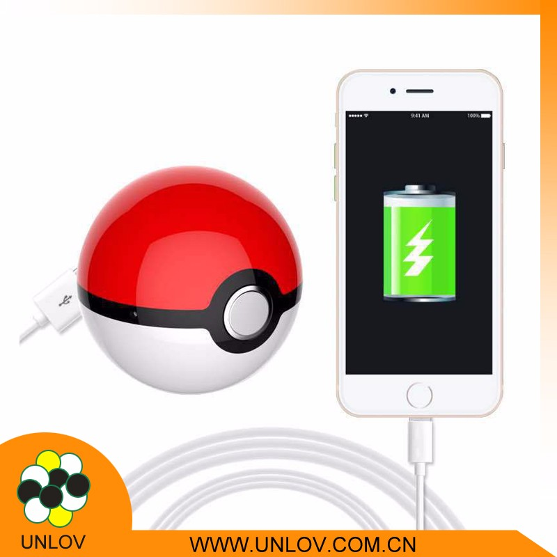Cheap price pokemon power bank for smartphone and tablet pc