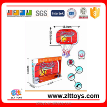Wholesale outdoor toys hanging basketball set for kids