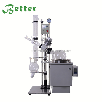 Digital Display Vacuum Distillation Rotary Evaporator