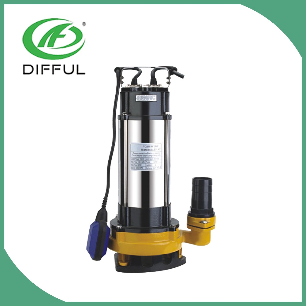 3 phase submersible pump float switch submersible water pump