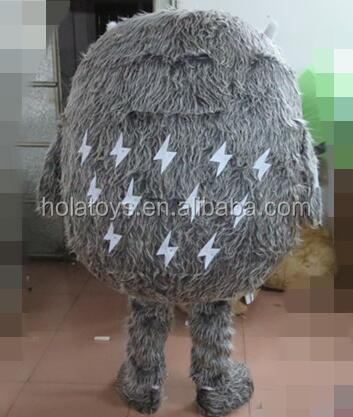 HOLA owl mascot costume/big mascot costume for sale