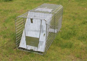 Live Squirrel Animal Trap L41*H13*W13cm