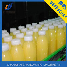 Apple Pineapple Orange Natural Fresh Fruit Juice Production Line/ Full automatic soft drinks filling