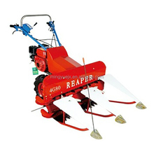 mini gear drive green mung bean harvester