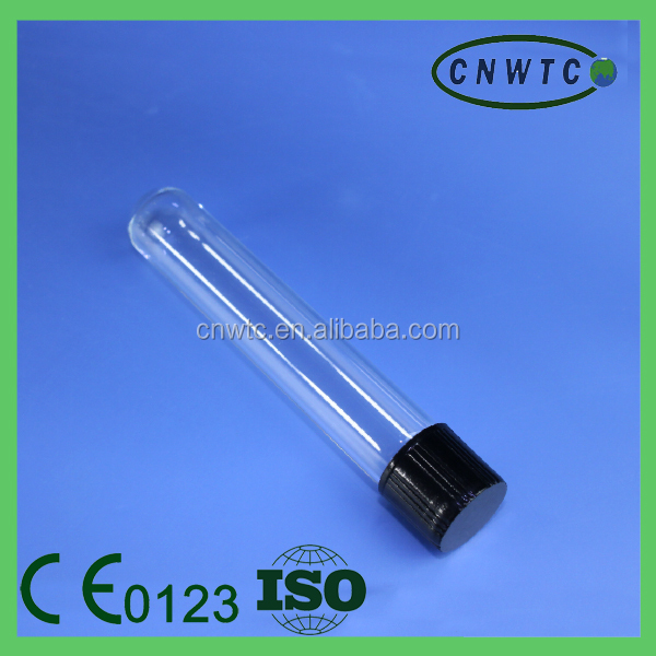 Neutral borosilicate Glass Test Tube