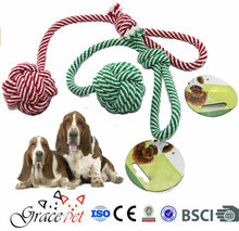 Eco Friendly Wholesale Dog Chewing Toys Cotton Rope For Dogs