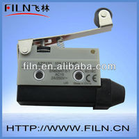 16a normally close on-off lever roller micro usa switch