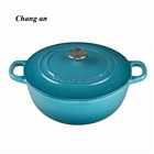 hot selling enameled cast iron dutch oven