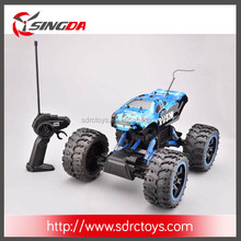 2016 New! 9121 1:10 2.4GHz RC 4WD RTR RC Rock Crawler Drift Car