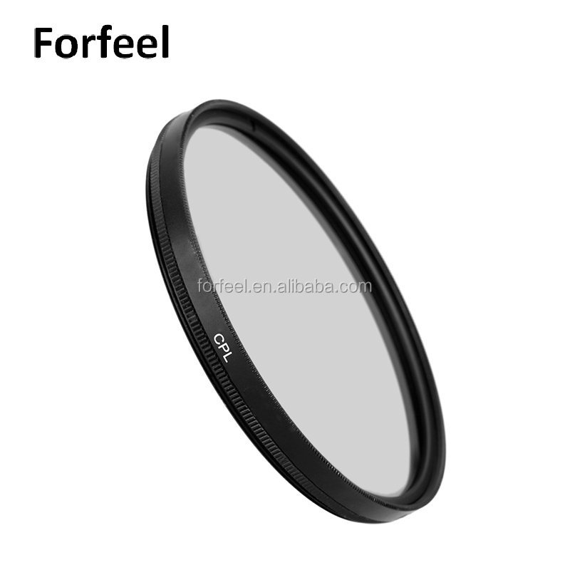 2017 Most Popular professional High quality camera filter,camera CPL filter,camera lens filter