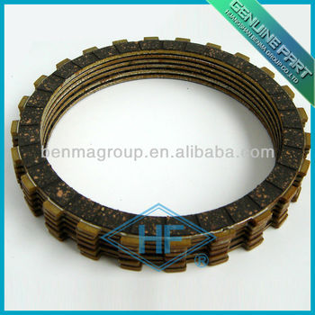 Clutch disc pulsar for India Bajaj motorcycle