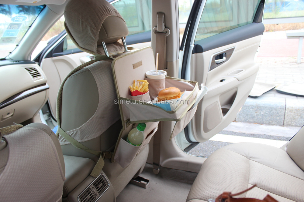 car organizerchildren travel deskauto accessoriescar desk for kindsseat