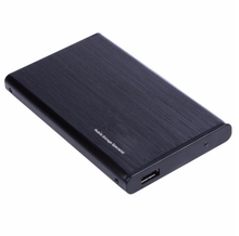 "Portable 2.5"" 2.5 Inch USB 3.0 HDD Case Hard Drive Disk External Storage Case Box HDD Enclosure Aluminum Box"