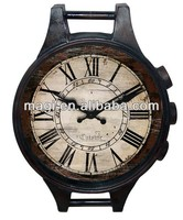Handmade large watch wall clock new design