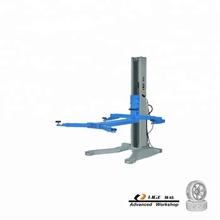 Easy repair hydraulic single post car lift DS-SM25
